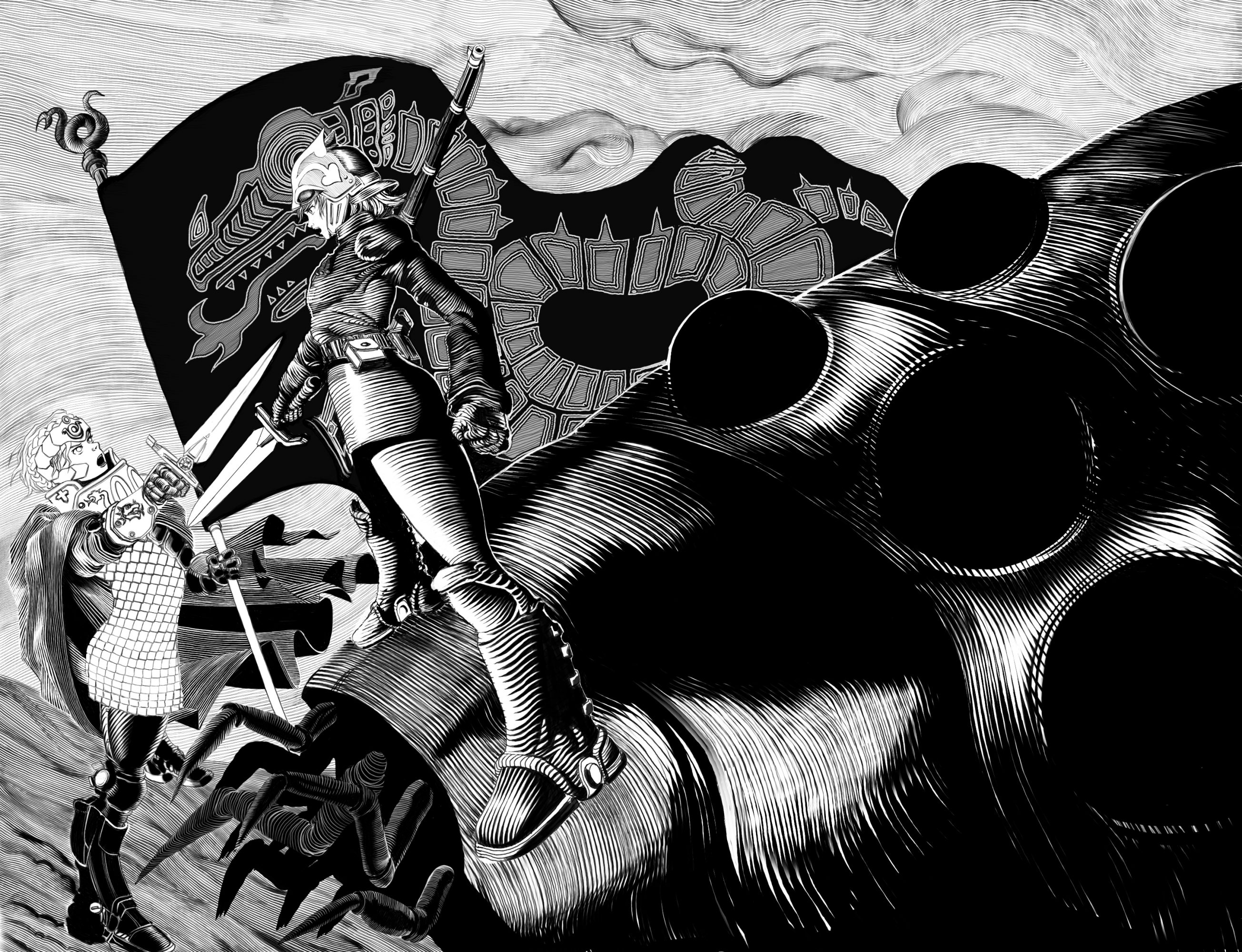Kushana vs Nausicaa